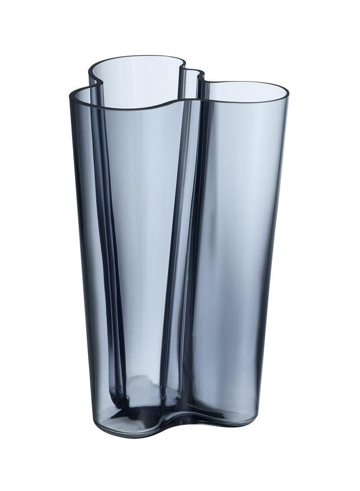 IITTALA, Aalto maljakko 251 mm sade / Aalto vase