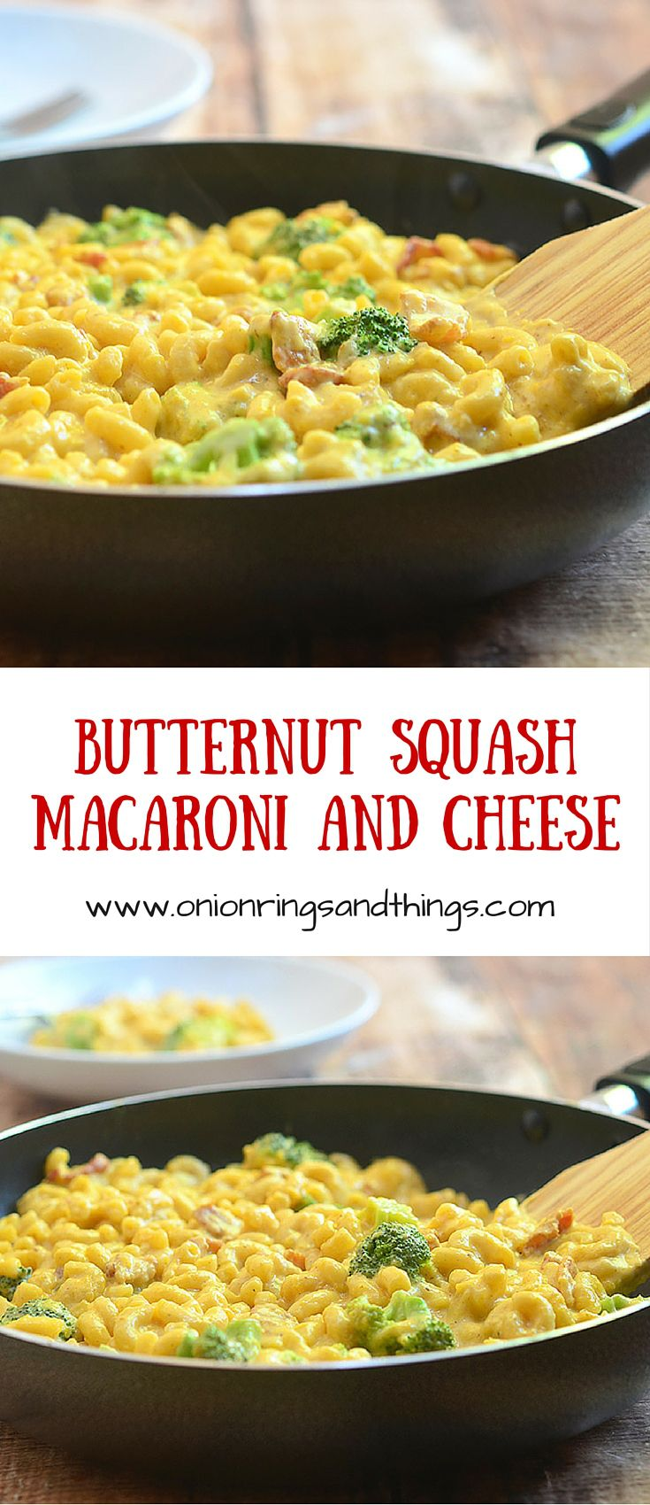 One-Pan Butternut Squash Macaroni and Cheese | Recipe ...