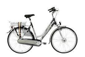 De klanten kunnen op de fiets komen