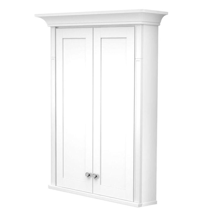 Kraftmaid 27 in w x 36 in h x 4 5 8 in d bathroom for Bathroom cabinets kraftmaid