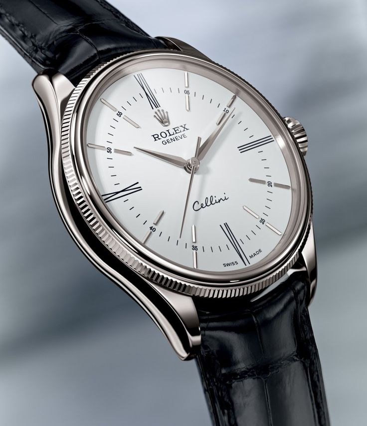Rolex Cellini Time (2014)                                                                                                                                                                                 Plus