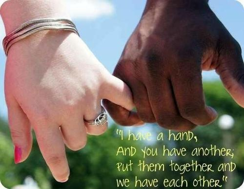 interracial friendship quotes