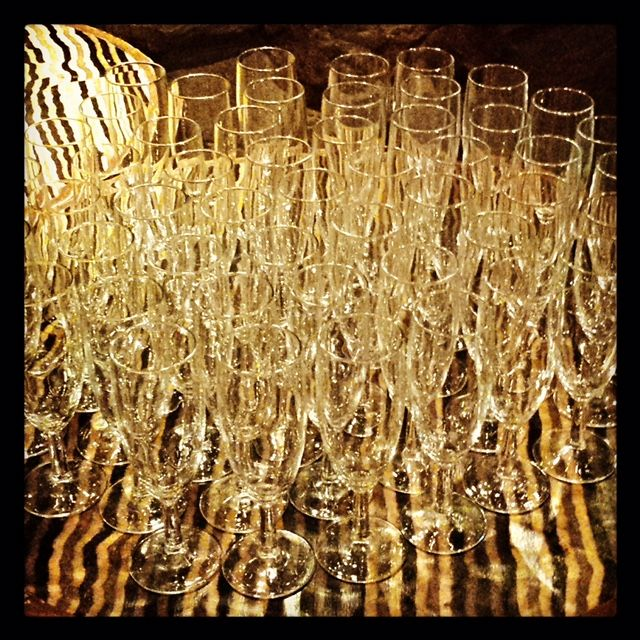 Choose one of our drinks packages to go with your meal! Maybe a welcome drink of bubbles?