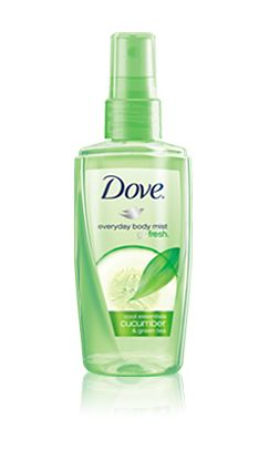 smells real good... | go fresh Cool Essentials Body Mist
