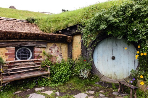 Hobbit Hole Door Dream Home Hobbit Hole Pinterest Hobbit Doors