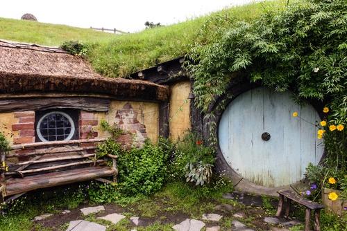 Hobbit Hole Door Dream Home Hobbit Hole Pinterest Hobbit Doors