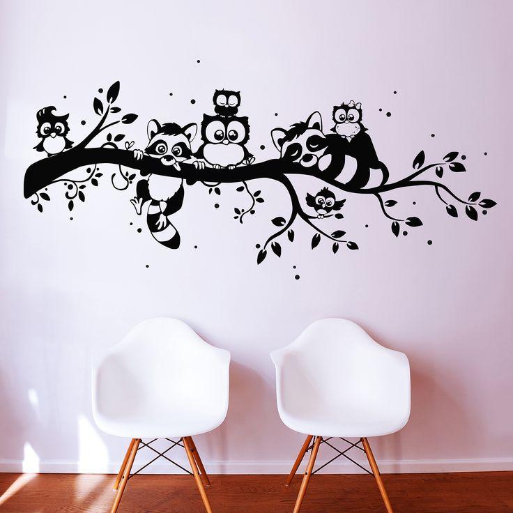 Die 25+ besten Ideen zu Eulen Silhouette auf Pinterest ...