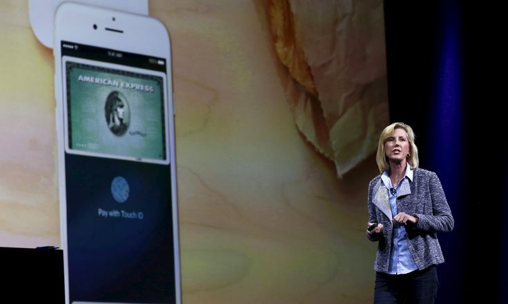 Women top the bill at Apple's developer conference in first for company