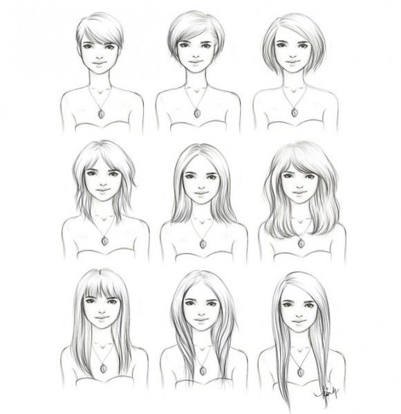 grow-out-your-hair styles in stages