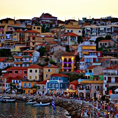 Parga - Greece.. loved the beach.. people.. food.. nice shops and fireflies in the woods in the evening...