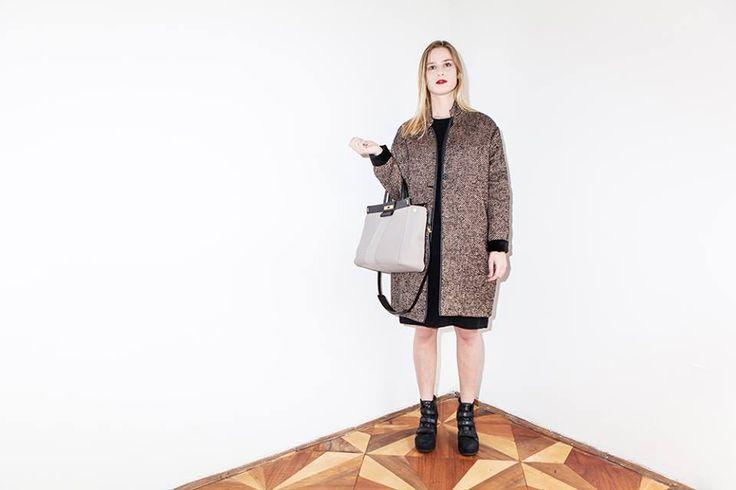 #Lookbook Autunno/Inverno 2013 abito e borsa Marc by Marc Jacobs www.spazio11b.it