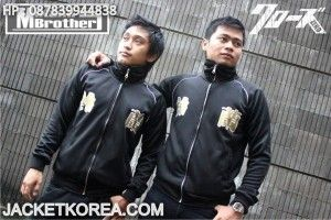 Jaket Crows Zero - Mikami Brother