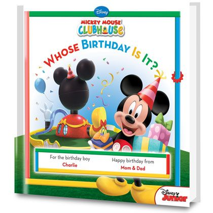 35 best images about 1st Birthday: Mickey Mouse Clubhouse ...