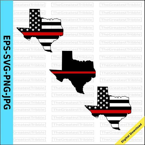 Thin Red Line Texas Usa Flag Thin Red Line American Flag Eps Etsy In 2021 American Flag Clip Art Usa Flag Clip Art