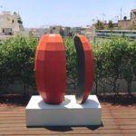 Cool Arrangement, έκθεση γλυπτικής στην πιο όμορφη ταράτσα της Αθήνας
