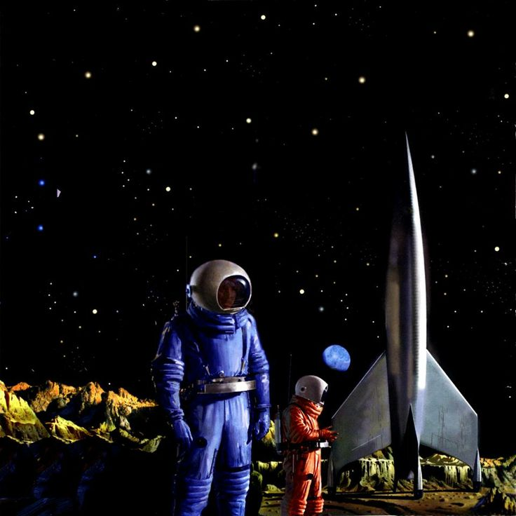 Destination Moon (1950)