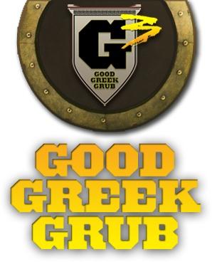 Good Greek Grub | The Good Greek Grub Truck | Greek Food Catering Truck