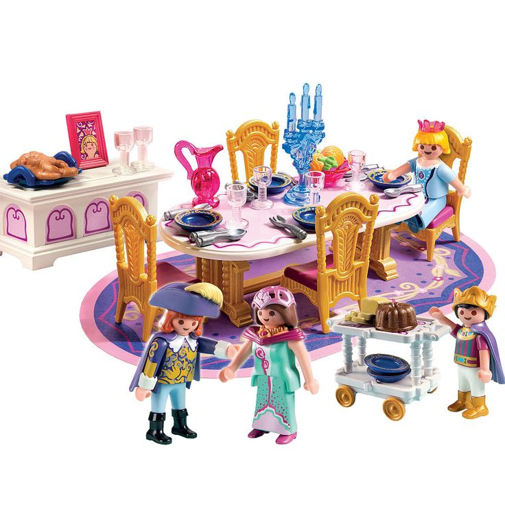 "Playmobil Royal Banquet Room - Playmobil - Toys ""R"" Us"