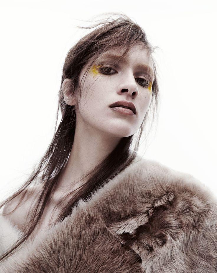 TWISTED Photography: Johanna Nyholm Styling: Josef Forselius Make Up: Josefina Zarmen Hair: Karolina Danielson Model: Nora/ Mikas