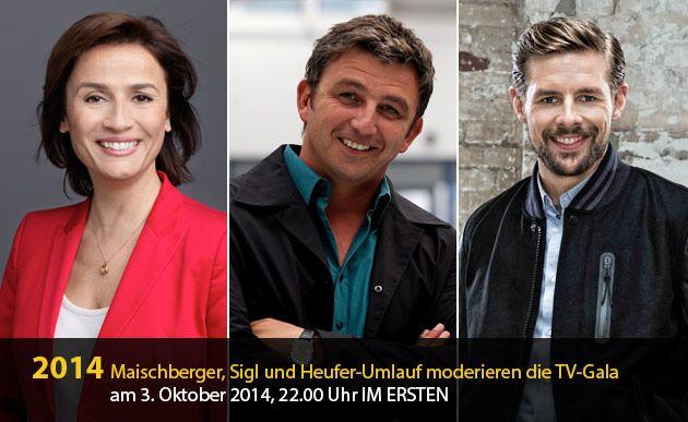 Deutscher Fernsehpreis 2014