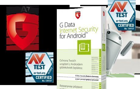 G DATA Internet Security For Android  1USER 1 Yare