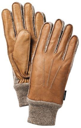 Deerskin Sandwich Glove (Cork)