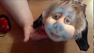 куклы из капрона мастер класс видео - YouTube