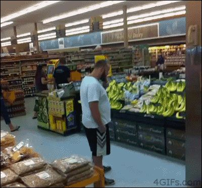 Well, that was unexpected – 16 GIFs