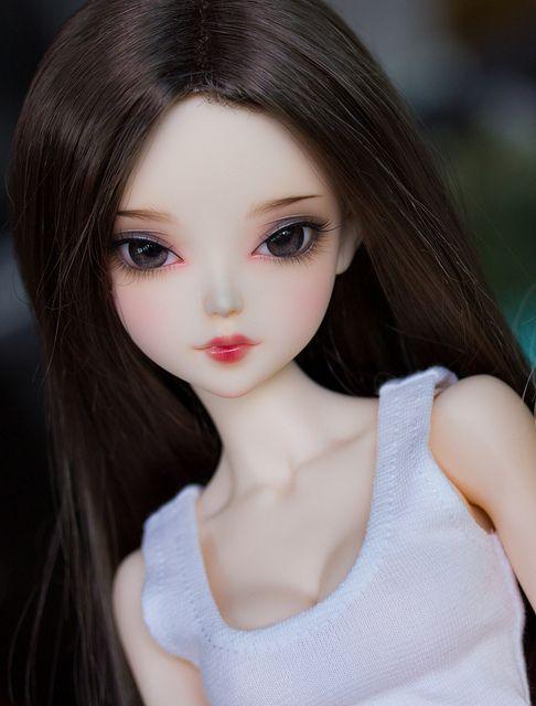 Soo (Soom Rosette Fir head on Fairyland Chicline body)