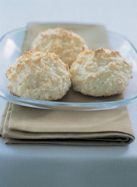 Рецепт дня: кокосовое печенье. Изображение номер 1