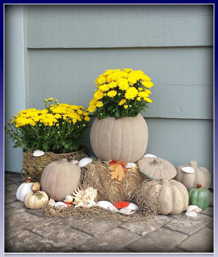 Decorating Beach House For Fall