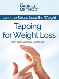 tapping pressure points for weight loss