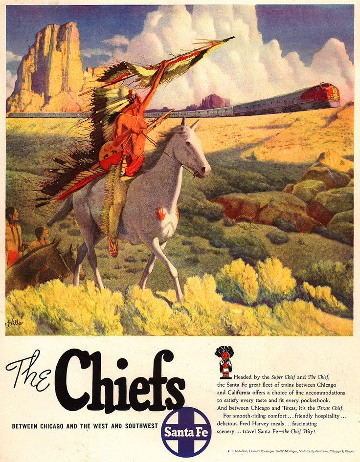 The Santa Fe's Raton Pass