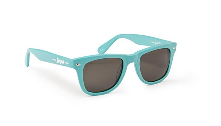Jopo - Turquoise sunglasses - Finnish design