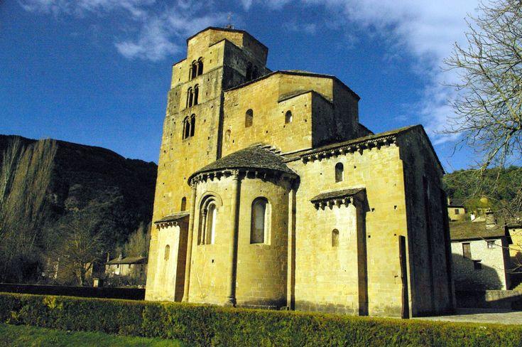 Fotos de: Huesca - Sta. Cruz de la Serós - M. de Santa María - Románico