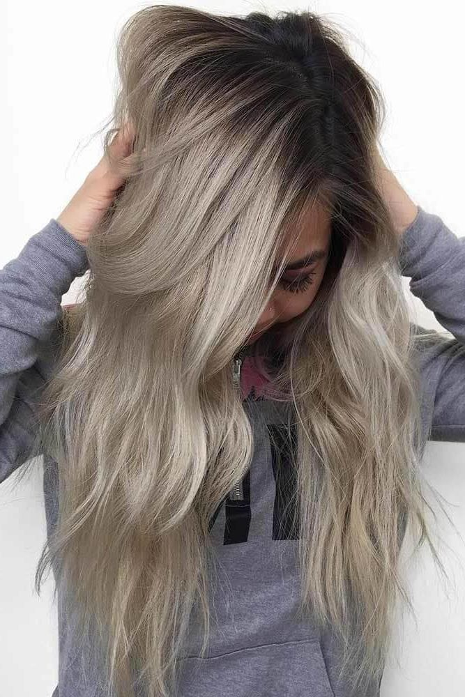 50 Ash Blonde Hair Color Ideas 2019 With Images Ash Blonde