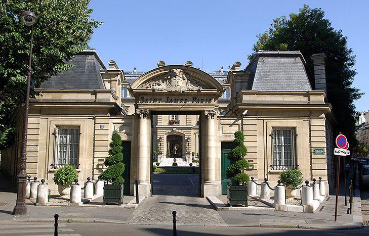 Saint James Paris Villa Paris France Relais Chateaux Paris Hotels St James Hotel Chateau Hotel