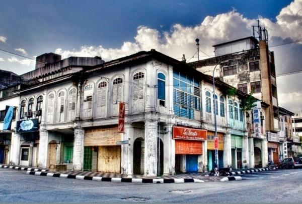 MALAYSIA - Ipoh town