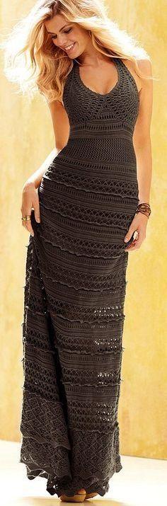 Летние <b>платья</b> вязаные крючком | Аmazinge Crochet | Вязание ...