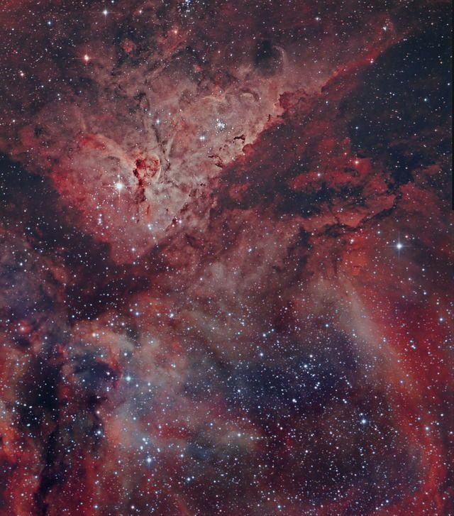 Eta Carina Constellation