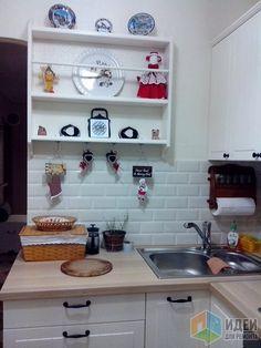 Моя долгожданная кухня! и новые фото!
