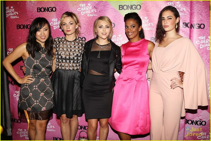 The Carrie Diaries Season 2 Premiere Party