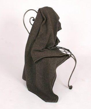 Lightweight Merino Wool & Possum Fur Blanket