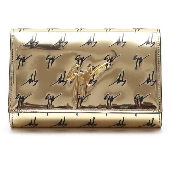 GIUSEPPE ZANOTTI DESIGN Eb7020002 ($440) ❤ liked on Polyvore featuring bags, handbags, giuseppe zanotti handbags, brown bag, giuseppe zanotti, giuseppe zanotti bags and brown handbags