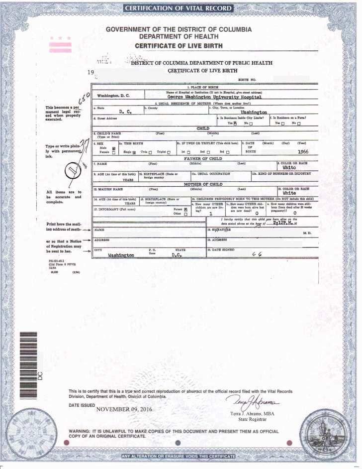 certificate birth virginia vegas las nv vital records clean health