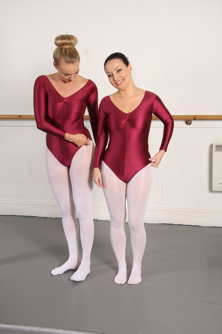 1a94f9e9dca3 Balet05 104 by Dinsdale-Pirhana | leotard & tights | White tights, Tights,  Leotards