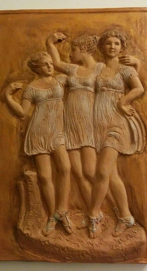 Cottage Charm ~ Caramel ~ Le Ore Danzanti in terra cotta (photo by L'Eterna Sognatrice)