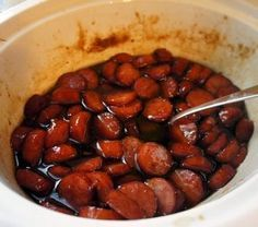 Candied Kielbasa Appetizer Recipe