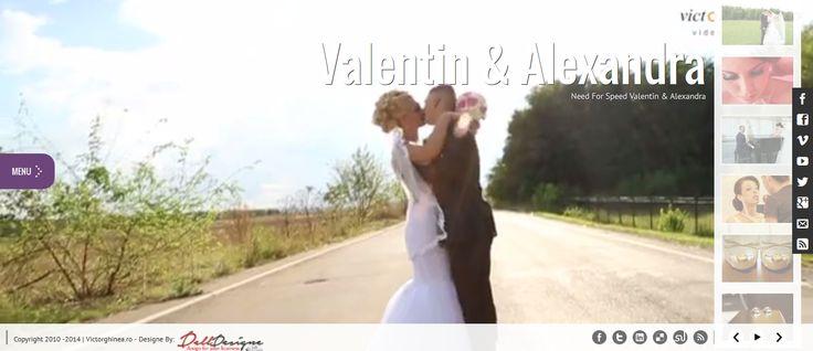 VictorGhinea.ro - Realizaeza filmari nunti, filmari botezuri, filmari evenimente filmari videoclipuri, precum si fotografieri, sonorizari barlad, vaslui, iasi, bacau, galati