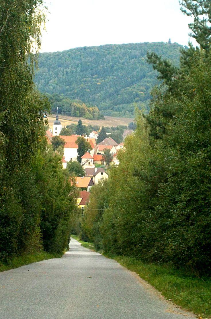 Louňovice pod Blaníkem and Velký Blaník (Central Bohemia), Czechia